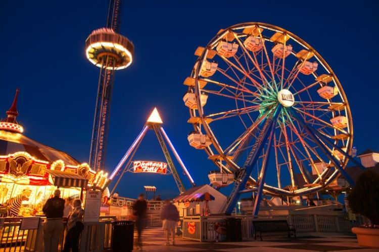 Kemah Boardwalk Houston-Kids Are A Trip