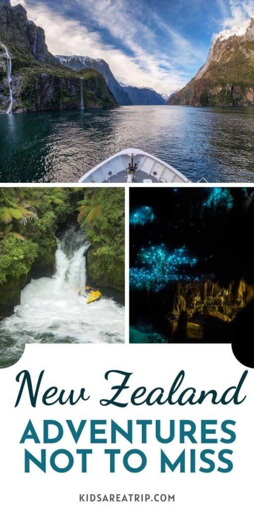 Not to Miss New Zealand Adventures-Kids Are A Trip