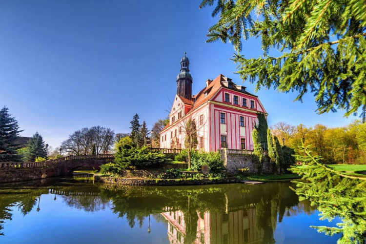 Wroclaw Poland Castle for rent-Kids Are a Trip