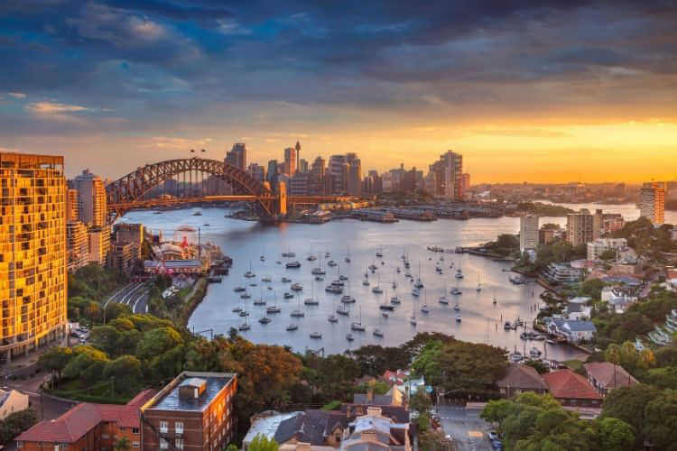 Sydney with kids-Kids Are A Trip