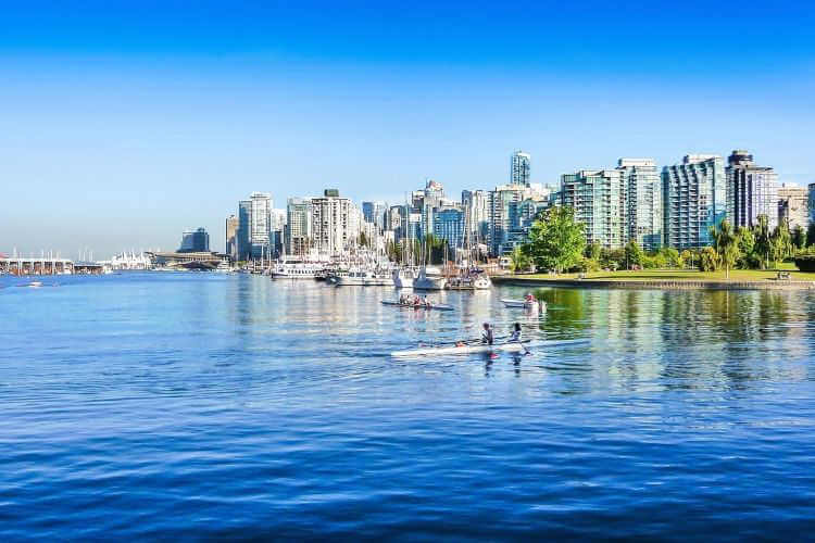Vancouver with kids-Kids Are A Trip
