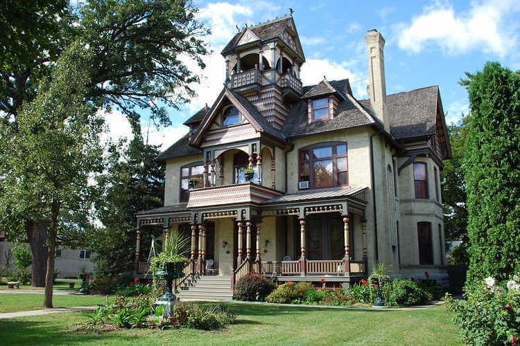 AH Allyn House Delavan Wisconsin
