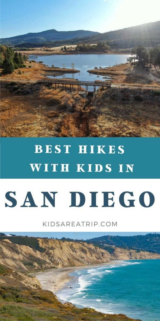 Best Hikes in San Diego with kids