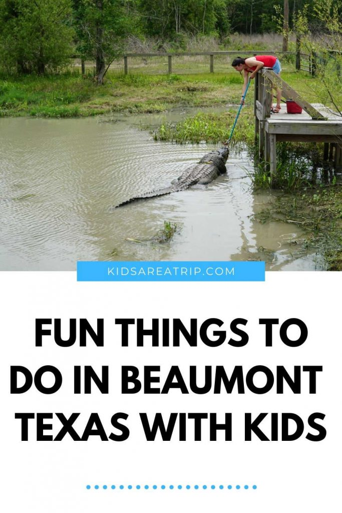 What to do in Beaumont TX with kids