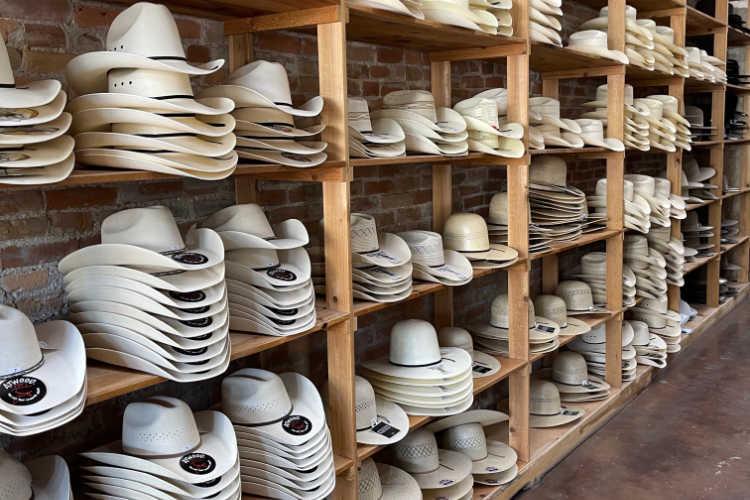 Cowboy hat store Bryan TX