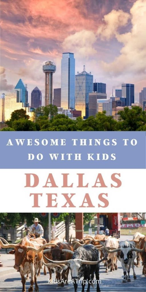 Best Things to do in Dallas with kids
