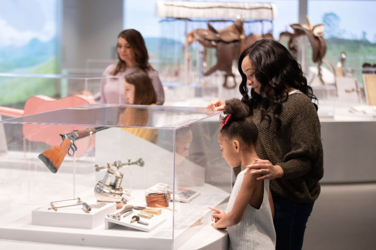 National Cowgirl Museum-Visit Fort Worth