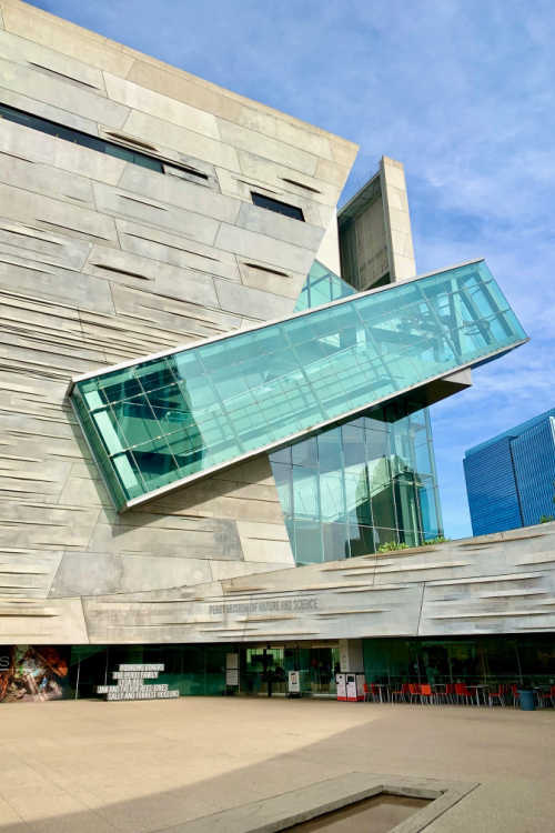 Perot Museum Dallas Texas-Kids Are A Trip
